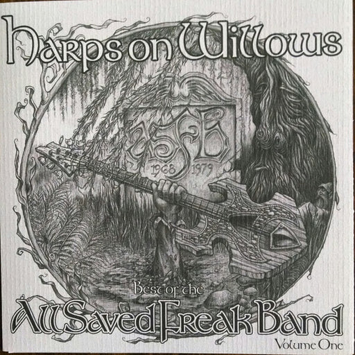 All Saved Freak Band - Harps on Willows Best of (CD)