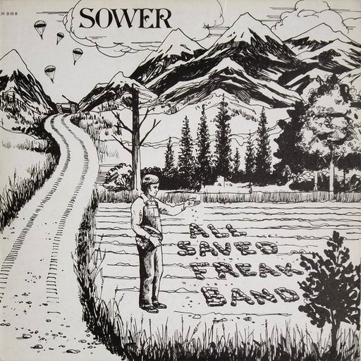 All Saved Freak Band - Sower (CD)