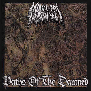 Maugrim - Paths of the Damned (CD)