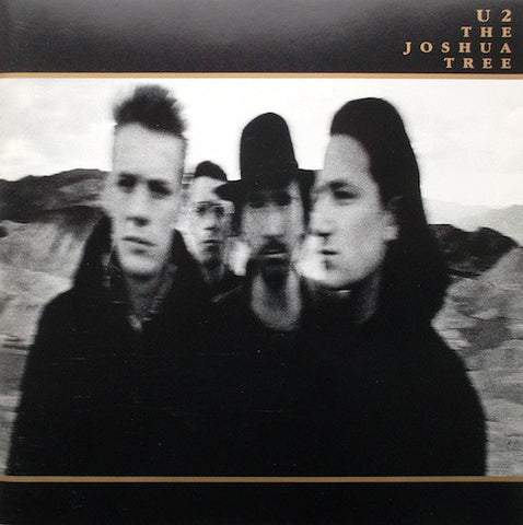 U2 - The Joshua Tree (CD) pre-owned. Original Pressing