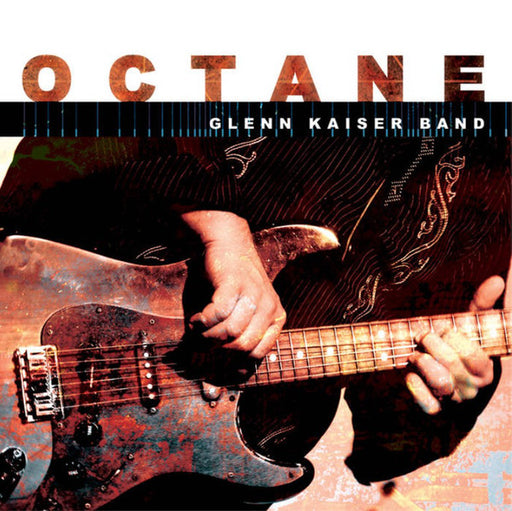 Glenn Kaiser Band - Octane (CD) Rez Band Frontman, Blues