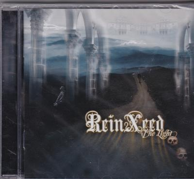 REINXEED - THE LIGHT (*NEW-CD, 2008, Rivel Records) - Christian Rock, Christian Metal