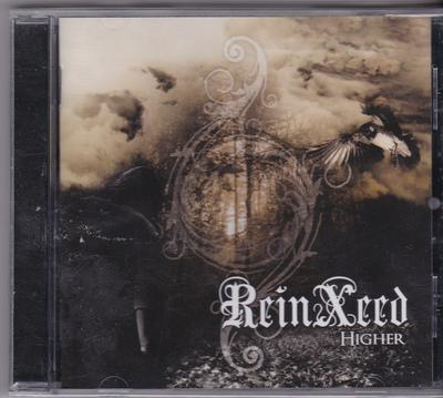 REINXEED - HIGHER (*NEW-CD, 2009, Rivel Records) - Christian Rock, Christian Metal