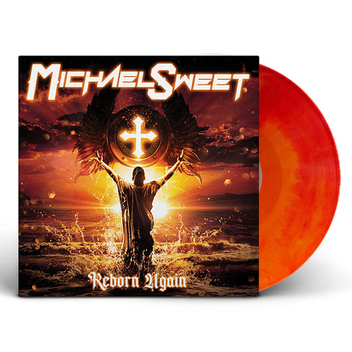 Michael Sweet - Reborn Again (Clear Vinyl)