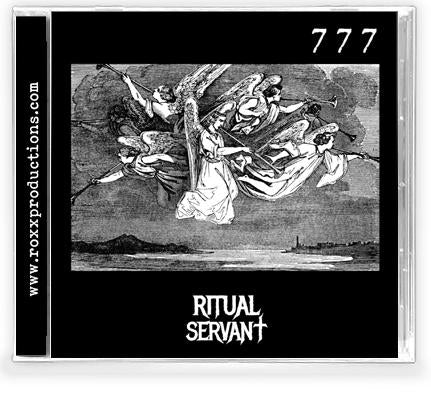 RITUAL SERVANT - 777 (CD EP) ONLY 250 RELEASED