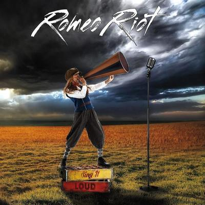 ROMEO RIOT - SING IT LOUD (*NEW-CD, 2017, Kivel Records) Trendous AOR like Slippery When Wet Bon Jovi great lyrics