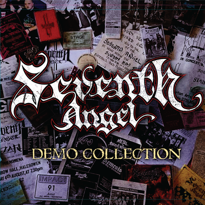 Seventh Angel - Demo Collection (2017, Bombworks) CD - Christian Rock, Christian Metal