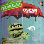 Oscar the Grouch- Let a Frown Be Your Umbrella (Vinyl)