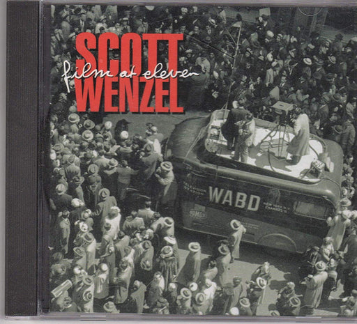 Scott Wenzel - Film at Eleven (CD) - Christian Rock, Christian Metal