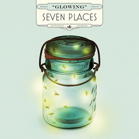 Seven Places - Glowing (CD)