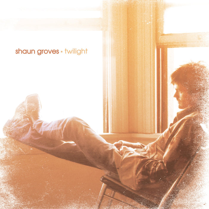 Shaun Groves - Twilight  (CD) Limited Edition - Christian Rock, Christian Metal