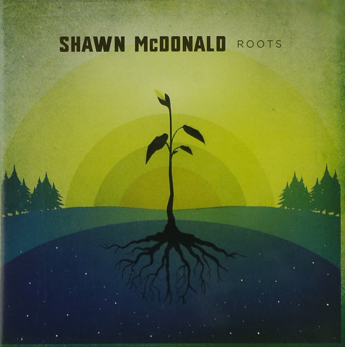 Shawn McDonald - Roots (CD) - Christian Rock, Christian Metal