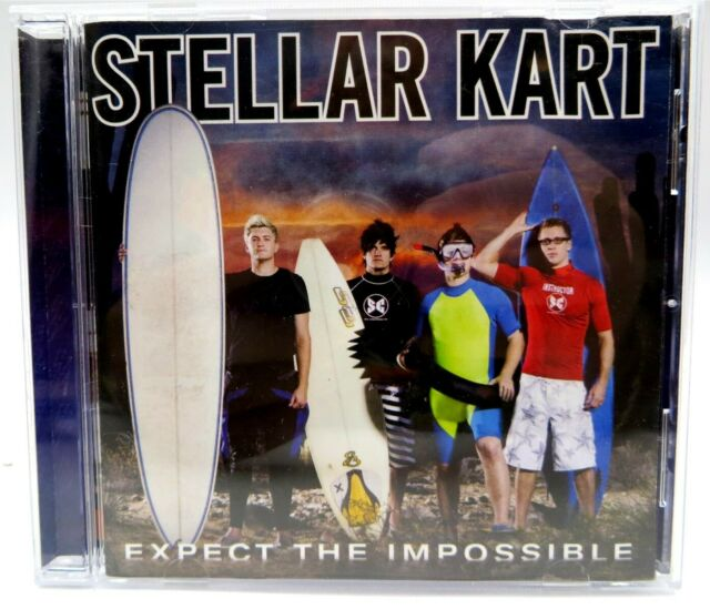 Stellar kart- Expect The Impossible (CD) - Christian Rock, Christian Metal