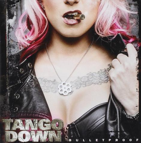 Tango Down - Bulletproof (CD Mainstream hair metal