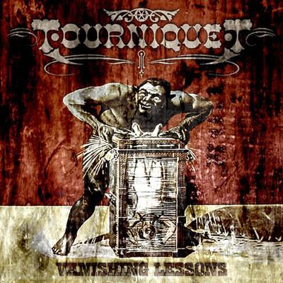 TOURNIQUET - VANISHING LESSONS (CD, 2014, Pathogenic Records) - Christian Rock, Christian Metal