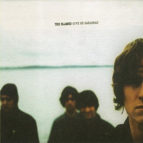 The Blamed - Give Us Barabbas (CD) - Christian Rock, Christian Metal
