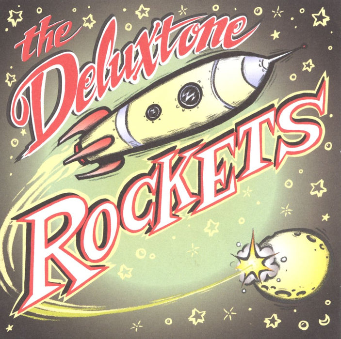 The Deluxtone - Rockets (CD) - Christian Rock, Christian Metal