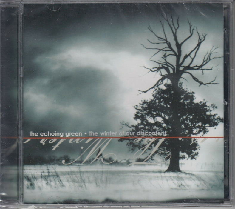 The Echoing Green - The Winter Of Our Discontent (CD) - Christian Rock, Christian Metal