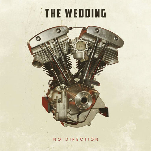 The Wedding - No Direction (CD) - Christian Rock, Christian Metal