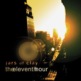 Jars of Clay - The Eleventh Hour (Used CD) 2002 Essential