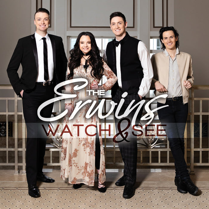 The Erwins Watch and See  (CD) - Christian Rock, Christian Metal