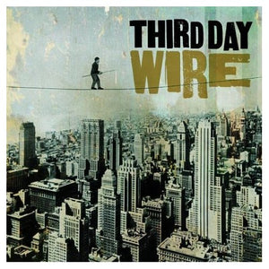 Third Day - Wire (CD) pre-owned.