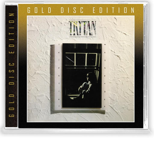 TRYTAN - CELESTIAL MESSENGER + 3 Bonus: GOLD DISC EDITION with Trading Card (*NEW-CD, 2020, Retroactive)