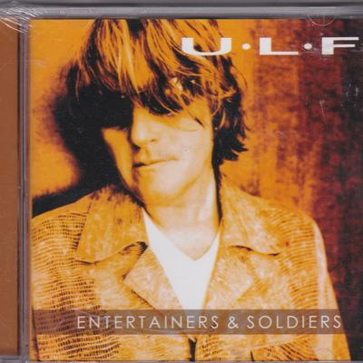 ULF CHRISTIANSSON - ENTERTAINERS & SOLDIERS (2003, Fruit) Jerusalem lead singer - Christian Rock, Christian Metal