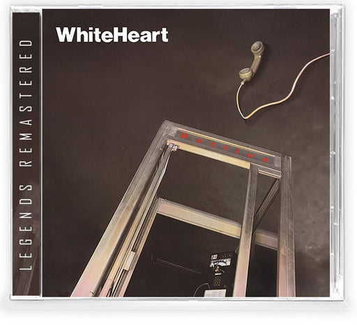 WHITE HEART - HOTLINE + 2 Bonus + Trading Card (*NEW-CD, 2021, Retroactive) Featuring David & Dann Huff of Giant