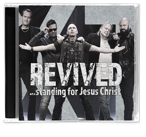 XT - REVIVED: STANDING FOR JESUS CHRIST (*NEW-CD, 2019, Talking Music) Swedish Import