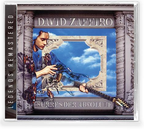 DAVID ZAFFIRO - SURRENDER ABSOLUTE (CD) 2020 Retroactive - BLOODGOOD AXEMAN!