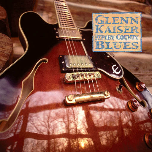 Glenn Kaiser - Ripley County Blues (CD) Rez Band Frontman, Blues