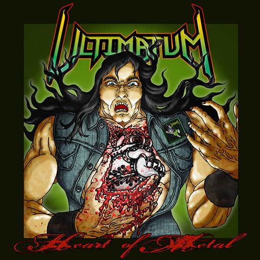 Ultimatum - Heart Of Metal (CD)