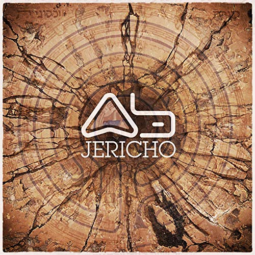 Aaron Boyd - Jericho (CD) 2018 - Christian Rock, Christian Metal