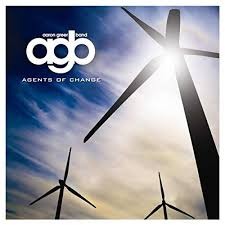 Aaron Greer Band - Agents Of Change (CD) - Christian Rock, Christian Metal