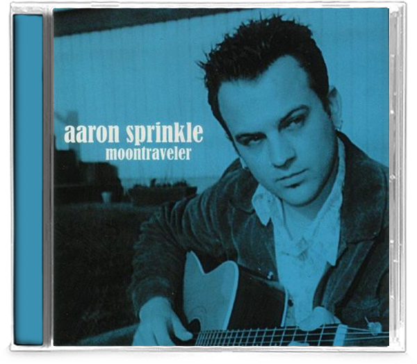 Aaron Sprinkle - Moontraveler (CD) - Christian Rock, Christian Metal