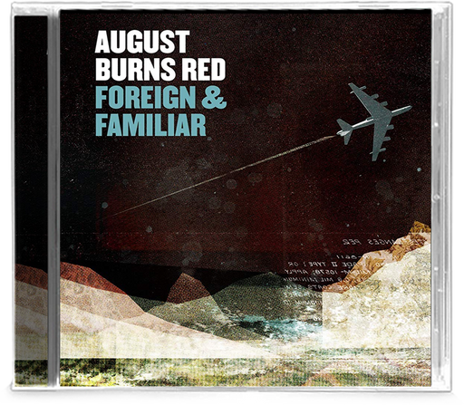 August Burns Red - Rescue & Restore: Foreign & Familiar Edition (CD&DVD) - Christian Rock, Christian Metal