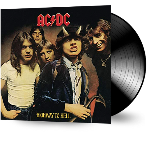 AC/DC - Highway to Hell (Vinyl) - Christian Rock, Christian Metal