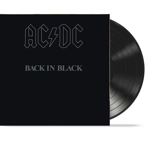 AC/DC - Back In Black (Vinyl) - Christian Rock, Christian Metal