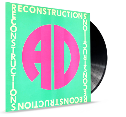 AD - Reconstructions (*Pre-Owned Vinyl - 1986 Sparrow)