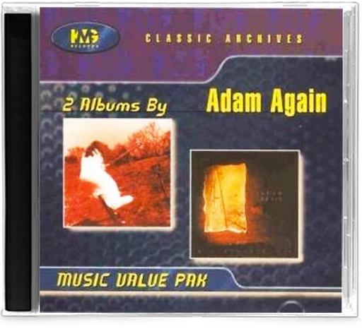 ADAM AGAIN - DIG / HOMEBOYS KMG CLASSIC ARCHIVE (CD) 2 ALBUM