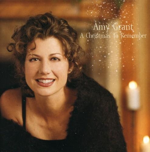 Amy Grant - A Christmas to Remember (CD) 1999 Word