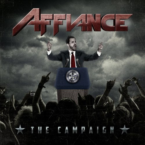 Affiance - The Campaign - Christian Rock, Christian Metal