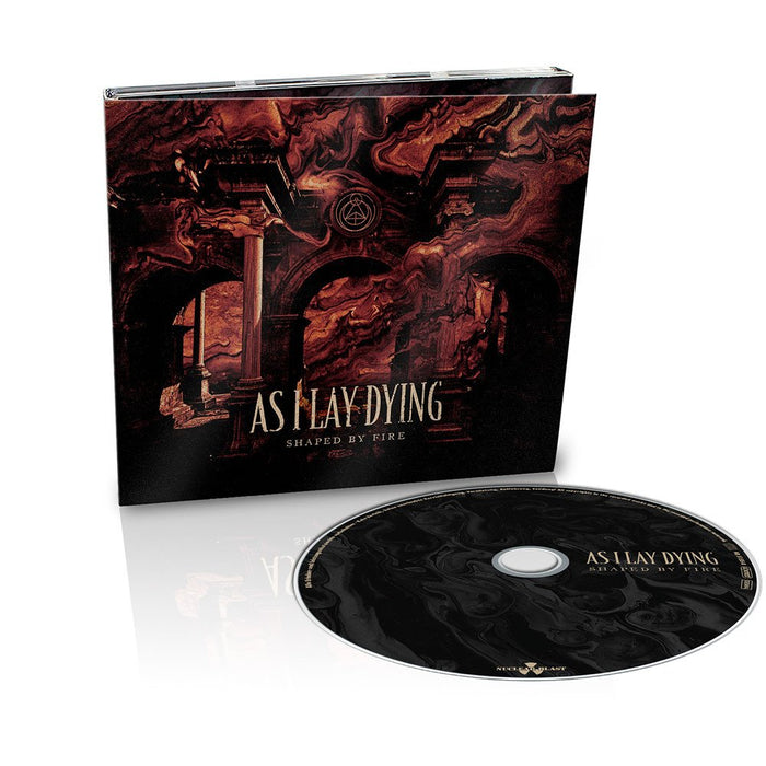 As I Lay Dying - Shaped By Fire (CD) - Christian Rock, Christian Metal
