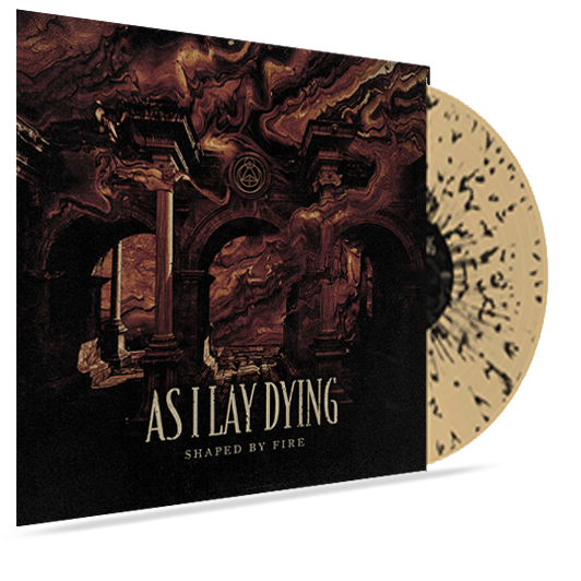 As I Lay Dying - Shaped By Fire (Vinyl) - Christian Rock, Christian Metal