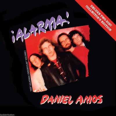 DANIEL AMOS - iALARMA! (2-CD Deluxe 2013 Re-Mastered Ed) - Christian Rock, Christian Metal