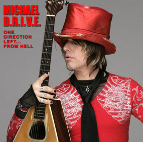 Michael D.R.I.V.E. One Direction Left From Hell/FastDrive (DVD)