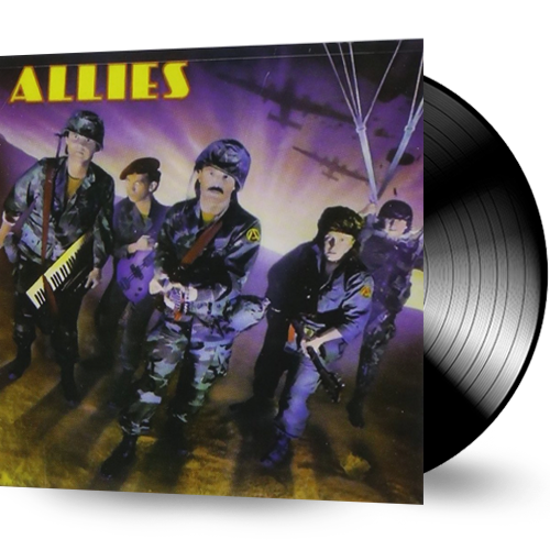 Allies (Vinyl) Pre-Owned LIGHT RECORDS - Christian Rock, Christian Metal