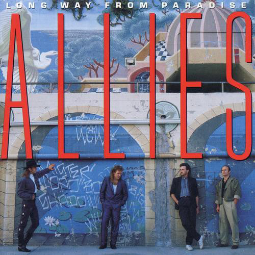 Allies - Long Way from Paradise (Pre-Owned) CD