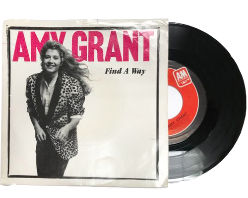 Amy Grant - Find a Way / 45rpm (vinyl)